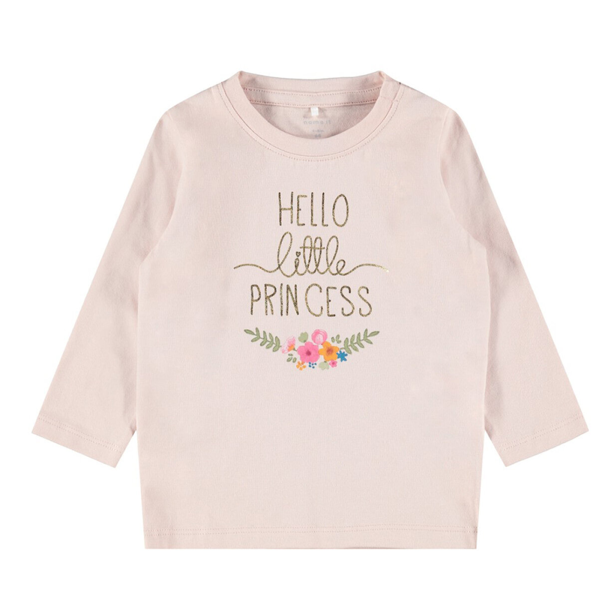 Name It meisjes shirt 13186377 roze
