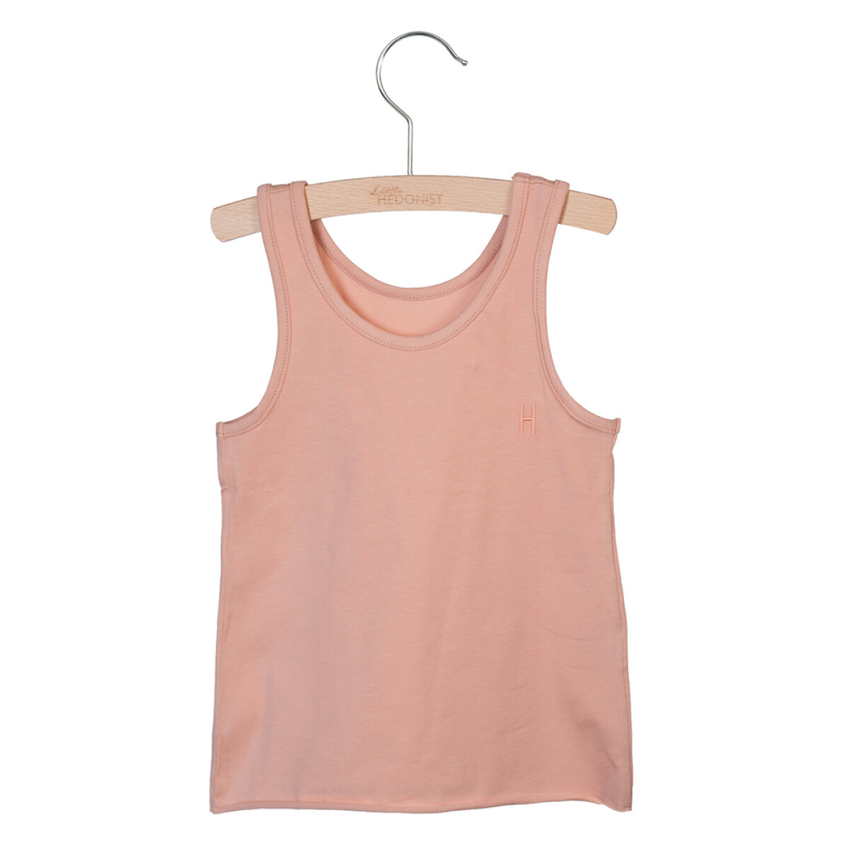 Little Hedonist unisex top MADDY roze