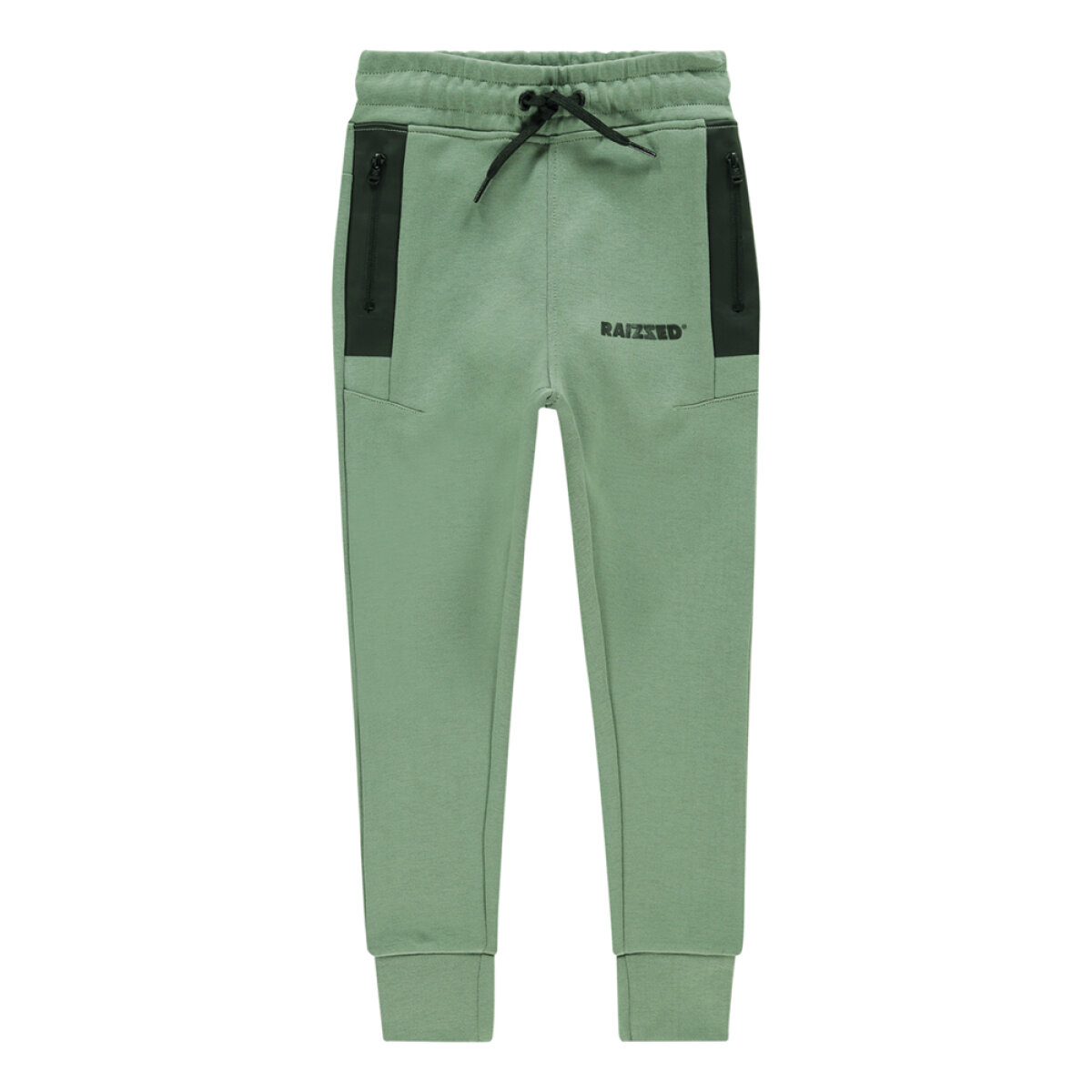 Raizzed jongens sweatpants Seattle groen