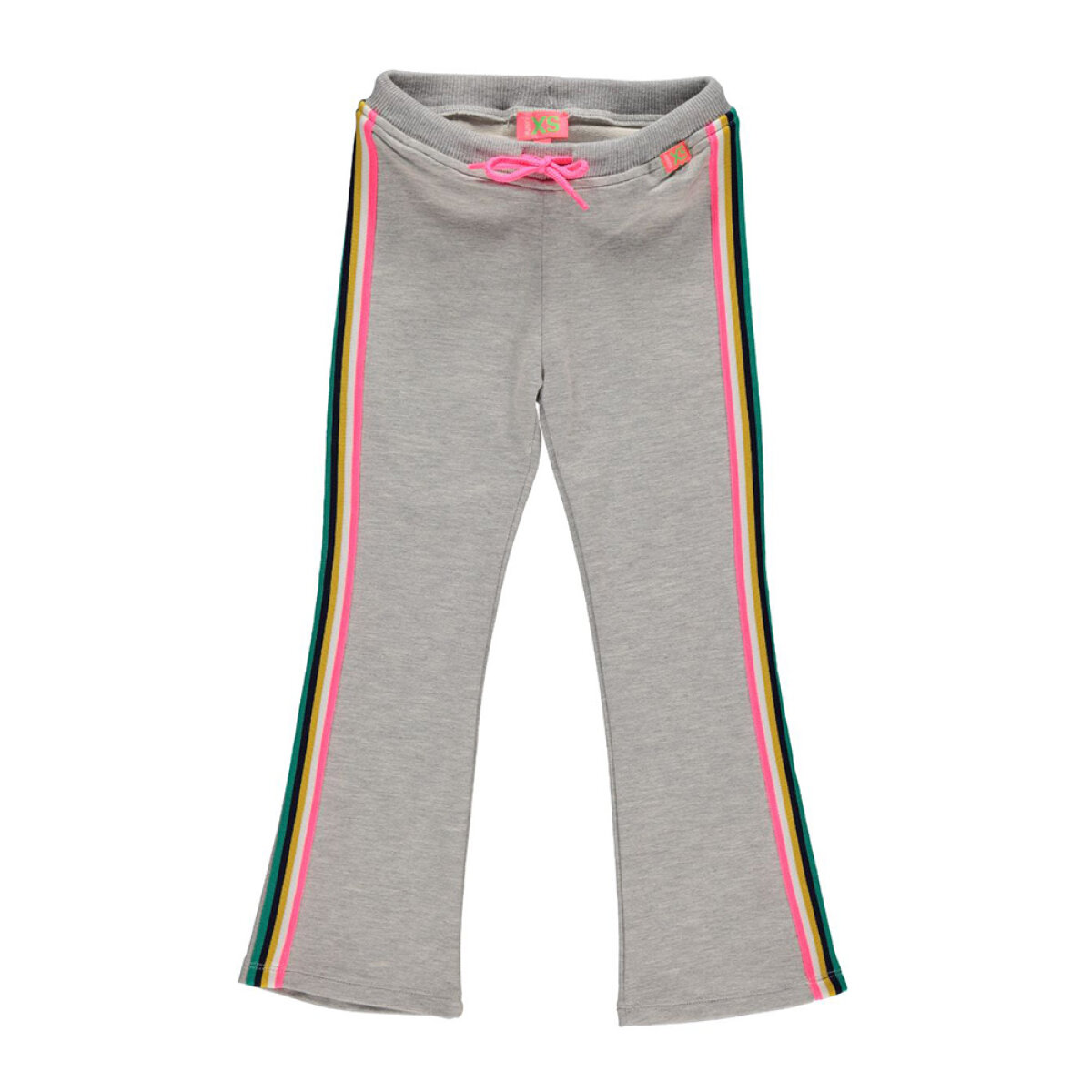 Funky XS flared pants 1727/CG1JOGGINGFLAIRED grijs