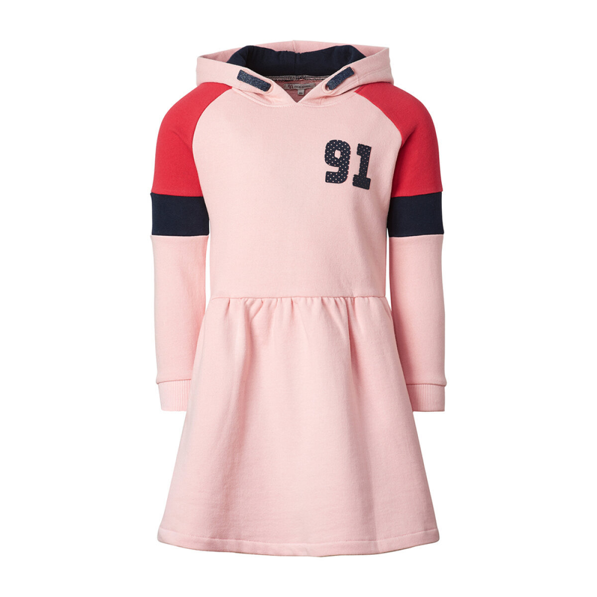 Noppies meisjes sweatdress 20560413 roze