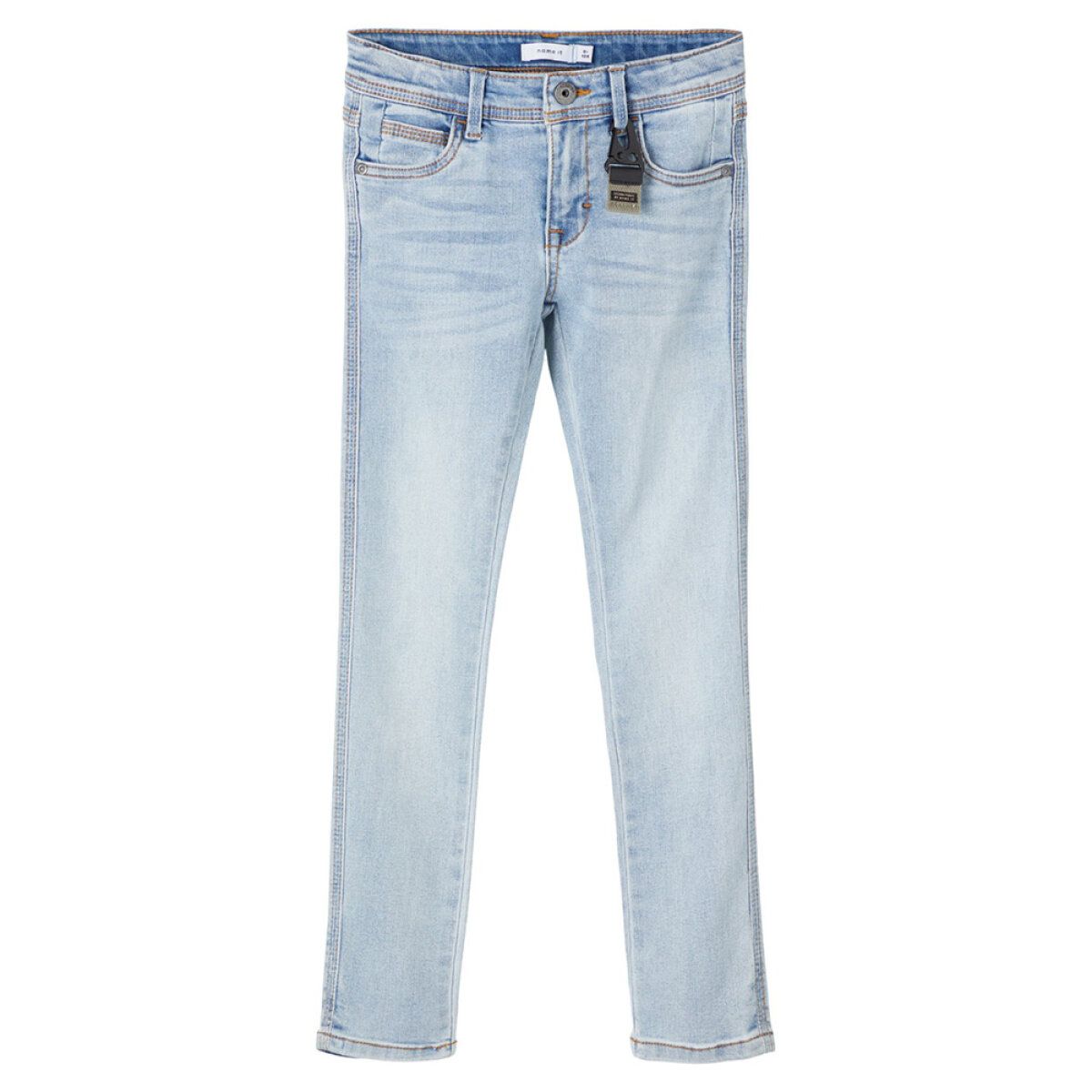 Name It jongens jeans NKMPETE1452 blauw