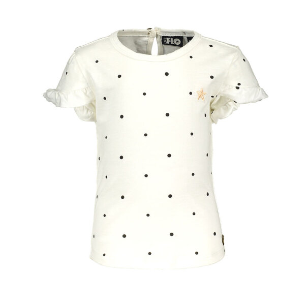 Like Flo meisjes shirt F102-7454 Off-white