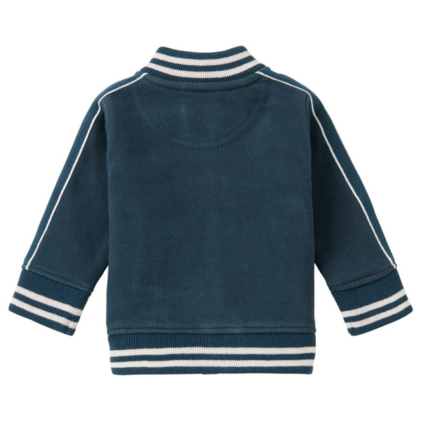 Noppies jongens sweatvest 20480310 blauw