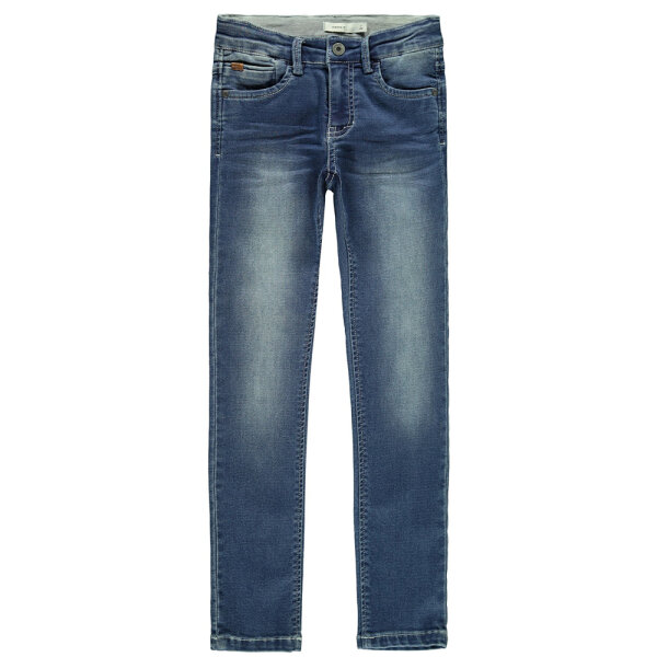 Name It jongens jeans NKMTHEODOBOS3379 blauw