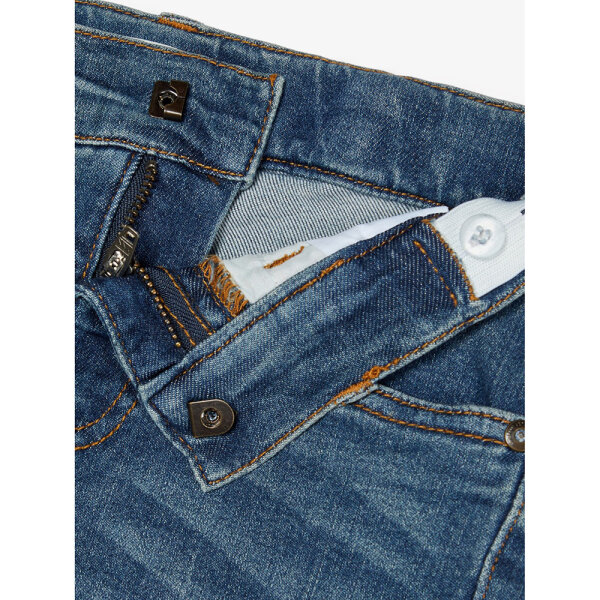 Name It meisjes jeans Name NKMPETEDASPERS3384 blauw