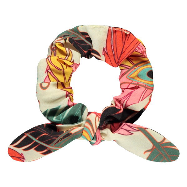Like Flo meisjes scrunchie F103-5903 multicolor