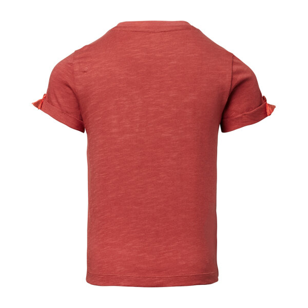Noppies meisjes shirt 1520019 rood