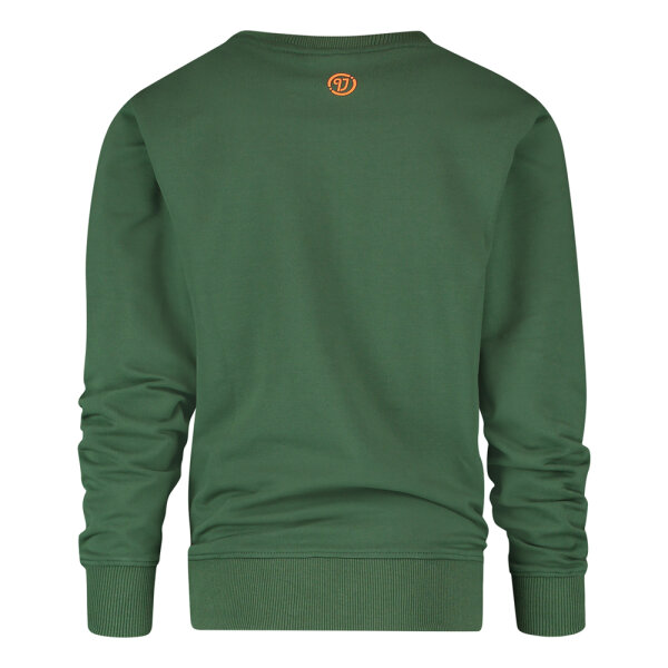 Vingino jongens sweater Crew amazon groen