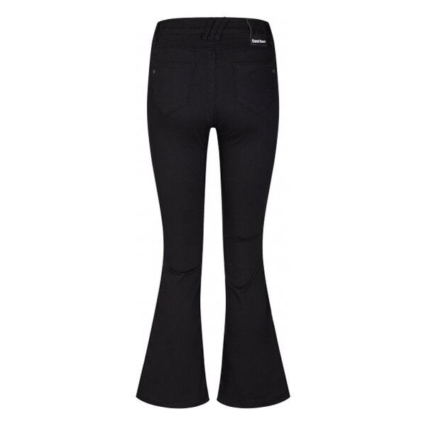 Cost:bart ANNEFLARED pants zwart