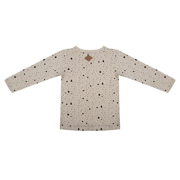 Little Indians shirt LS2021A04-CE beige