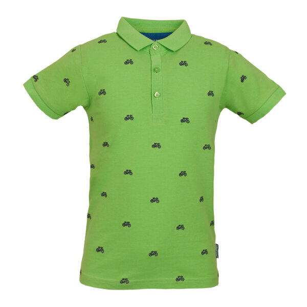 Someone jongens polo shirt CYCLE-SB-05-D groen