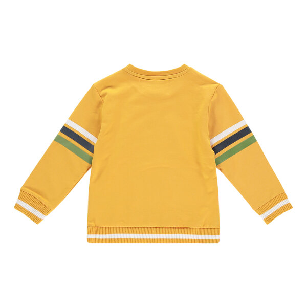 Vingino jongens sweater Noudmini geel