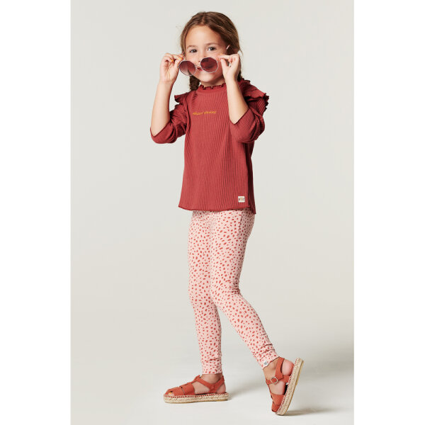 Noppies legging 1521411 rood