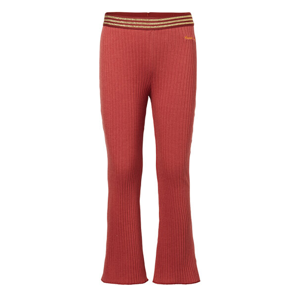 Noppies flared legging 1521412 rood