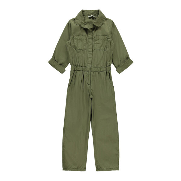 Name It meisjes jumpsuit NKFDURALSJUMPSUIT groen