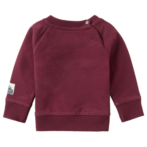 Noppies jongens sweater 20480210 rood