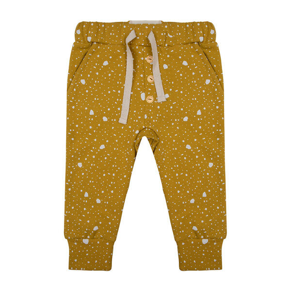 Little Indians sweatpants PT2021A04 okergeel