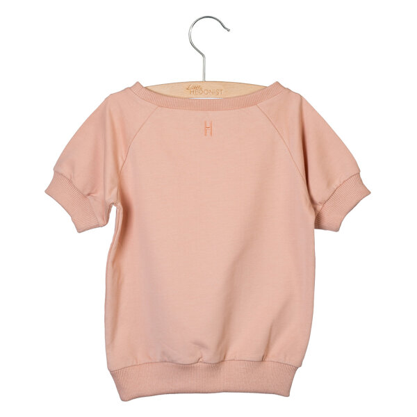 Little Hedonist unisex sweater CISKA roze
