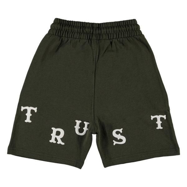 In Gold We Trust unisex short IGWTKIDSSH-009 groen