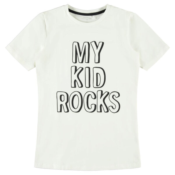 Name It shirt NBNLEKIDSSTOP wit VOLWASSEN