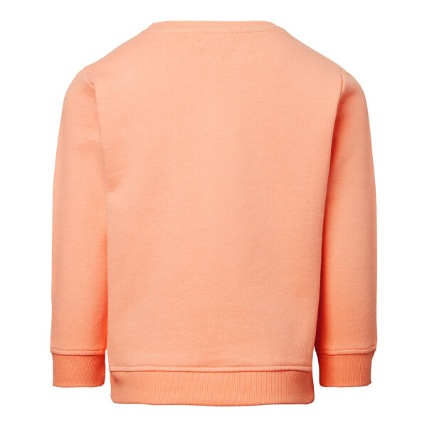 Noppies jongens sweater 1520210 oranje