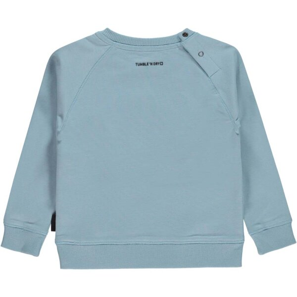 Tumble 'n Dry jongens sweater Thees blauw