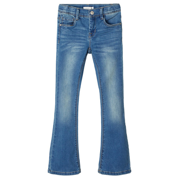 Name It meisjes skinny flaired jeans NKFPOLLYMATULLA
