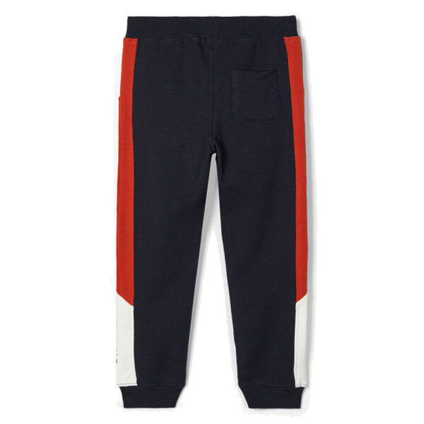Name It jongens sweatpants NMMOMALLEY blauw