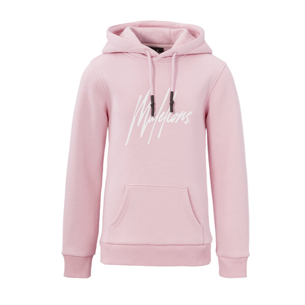 Malelions hooded sweater MJ-AW20-1-3 roze