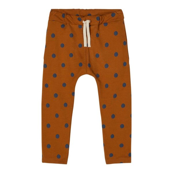 Lil'Atelier sweatpants NMMELMOSWEATPANT bruin
