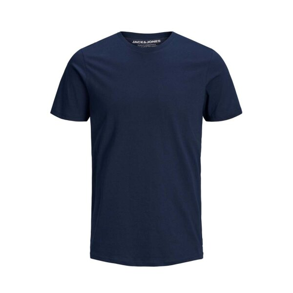 Jack & Jones Junior jongens shirt JJEORGANIC blauw