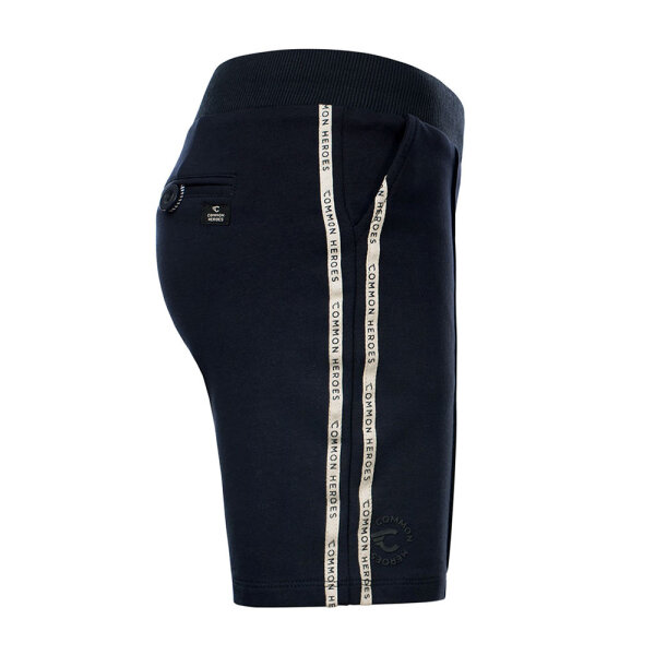 COMMON HEROES jongens sweatshort 2111-8607-175 blauw