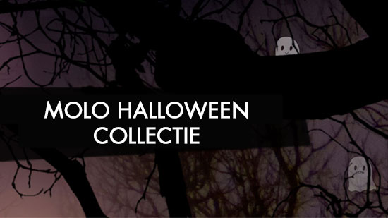De Halloween collectie van Molo!